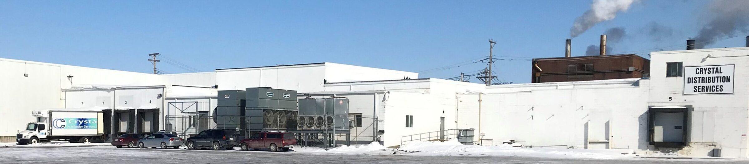 Exterior of Marshalltown Building